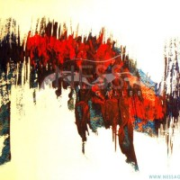 abstract art - Sound Wave I