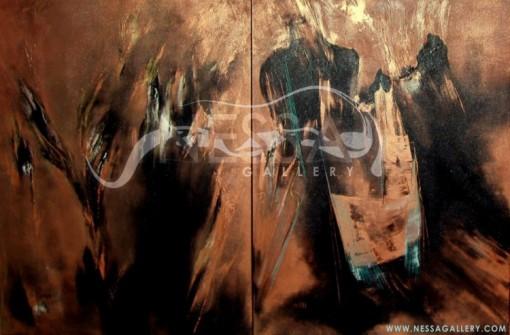 abstract art - Symphony I