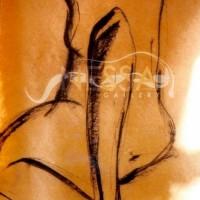 figurative art - Sketching II-Pastel & Acrylic